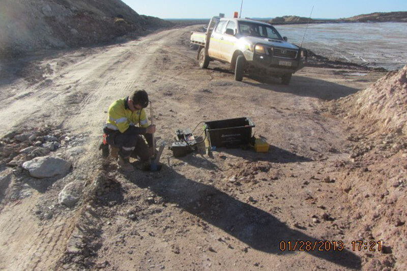 Field Tests and Techniques - Geotechnical Inclinometer Monitoring