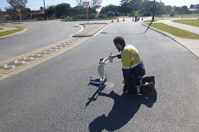 Field Tests and Techniques - Skid Resistance Test for Roads
