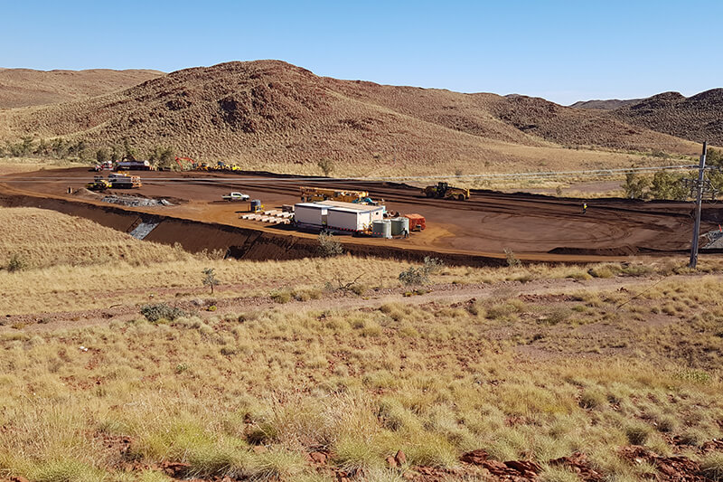 Geotechnical Services - Earthwork Supervision