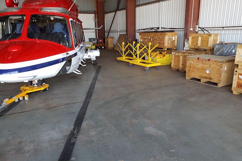 Inspection - Hangar inspection