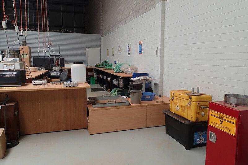 laboratory testing services - Laboratory Testing Facility