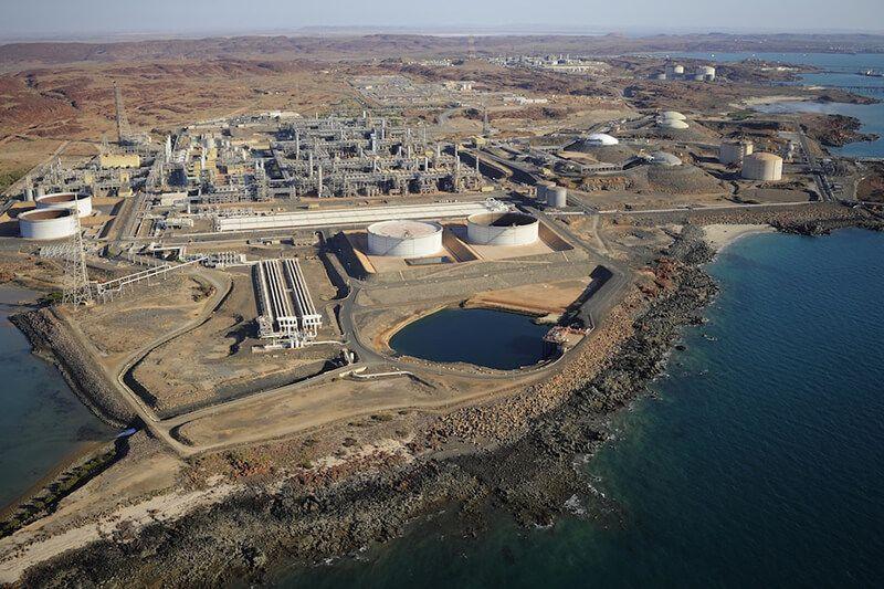 Project Highlights - Karratha Gas Plant