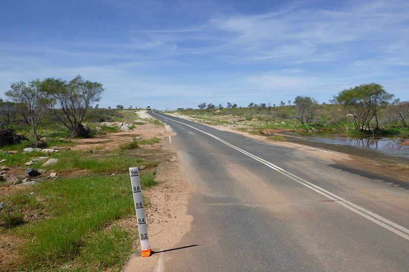 Project Highlights - Limestone-Marble Bar Road