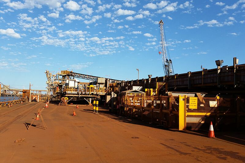 Project Highlights - Wharf Structure, Nelson Point